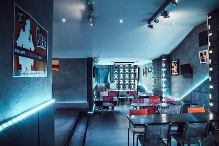 Le dernier bar avant la fin du monde, Salle de location Paris Châtelet #0