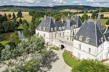 Hostellerie Du Château De Sainte-Sabine, Salle de location Sainte-Sabine  #0
