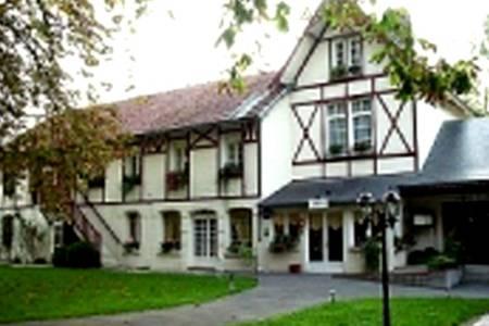 Hostellerie Du Lac La Gourmandine, Salle de location Milly-sur-Thérain  #0