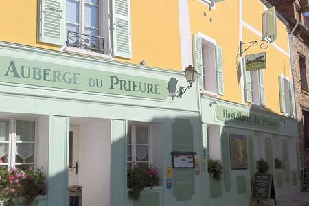 Hostellerie Du Prieuré, Salle de location Saint-Prix  #0
