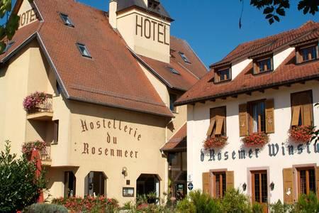 Hostellerie Du Rosenmeer, Salle de location Rosheim  #0