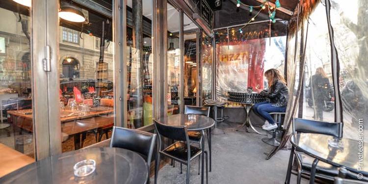 L'Avin Première, Bar Paris Maraichers #0