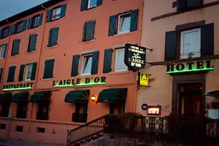 Hôtel Aigle D'Or, Salle de location Thiers  #0