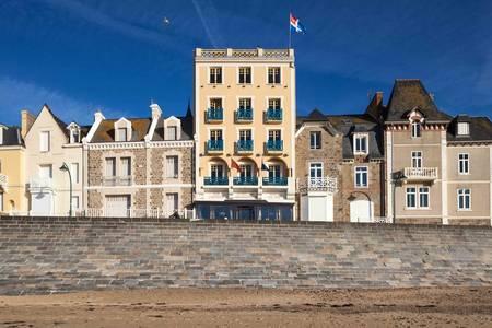 Hôtel Ambassadeurs, Salle de location Saint-Malo  #0