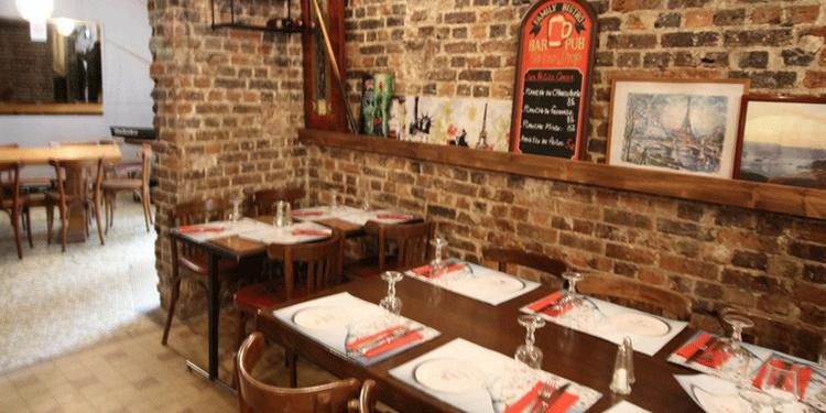Le Landon Café, Bar Paris Gare Du Nord #2