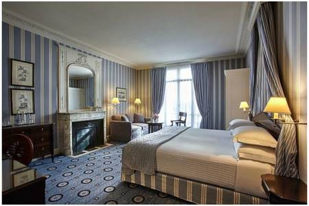 Hôtel Astor Saint-Honoré, Salle de location Paris L'Europe #0
