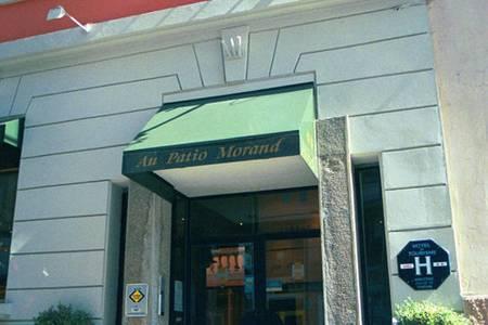 Hôtel Au Patio Morand, Salle de location Lyon  #0