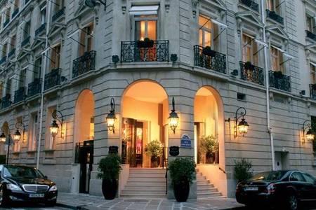 Hôtel Balzac, Salle de location Paris Faubourg-du-Roule #0