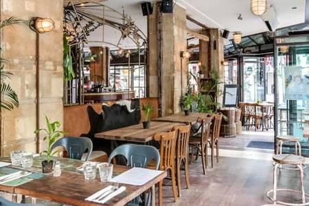 Le Pavillon (Ex Le Spicy Home Paris), Bar Paris Châtelet - Les Halles #0