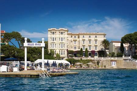 Hôtel Belles Rives & Hôtel Juana, Salle de location Antibes  #0
