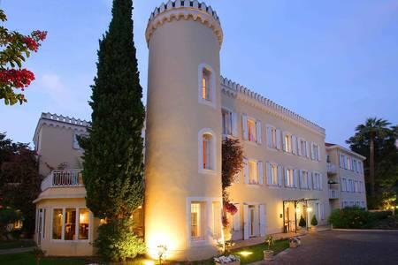 Hôtel Château De La Tour, Salle de location Cannes  #0