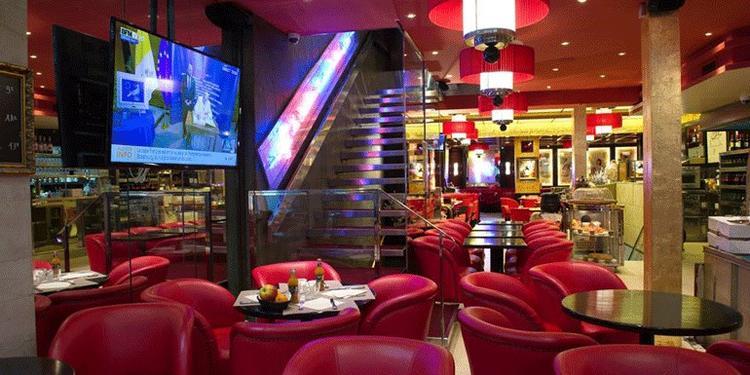 Le Café de l'opéra, Bar Paris Haussmann #2