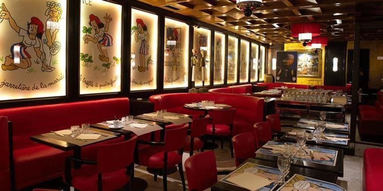 Le Café de l'opéra, Bar Paris Haussmann #4