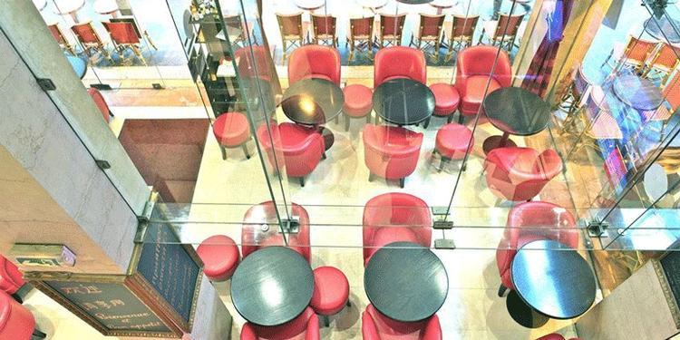 Le Café de l'opéra, Bar Paris Haussmann #5