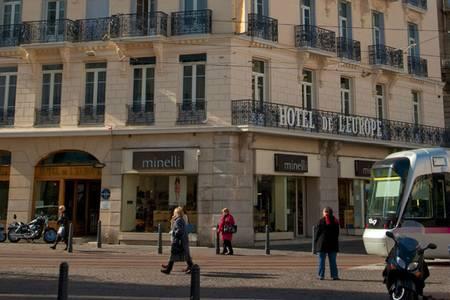 Hôtel De L'Europe, Salle de location Pierre-Bénite  #0