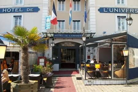 Hotel De L'Univers, Salle de location Saint-Malo  #0
