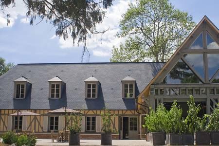 Hôtel De La Licorne & Spa, Salle de location Lyons-la-Forêt  #0