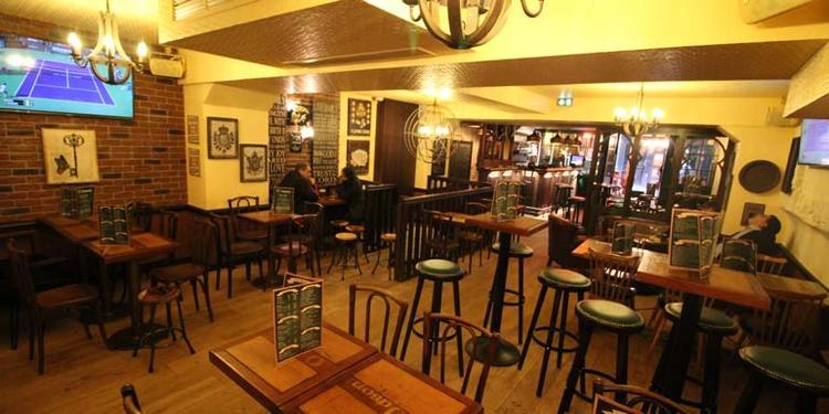 O'Jason, Bar Paris Saint-Michel #6