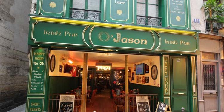 O'Jason, Bar Paris Saint-Michel #7