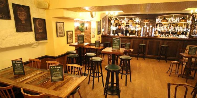 O'Jason, Bar Paris Saint-Michel #5