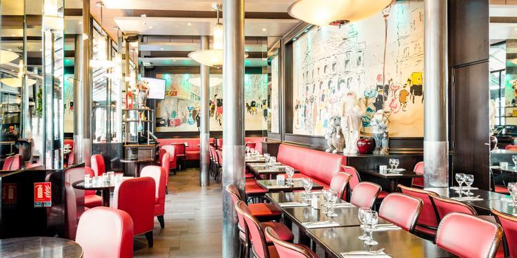 Le Royal Trinité, Restaurant Paris Haussmann #0