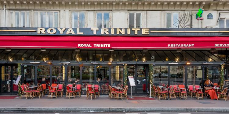 Le Royal Trinité, Bar Paris Haussmann #0