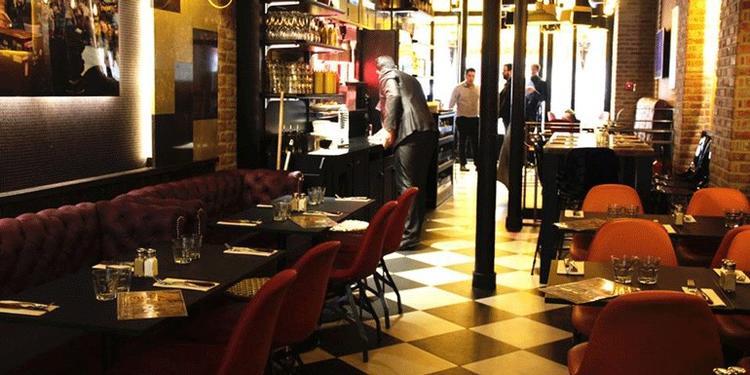 L'Upper Café Trinité, Bar Paris Saint Lazare #0
