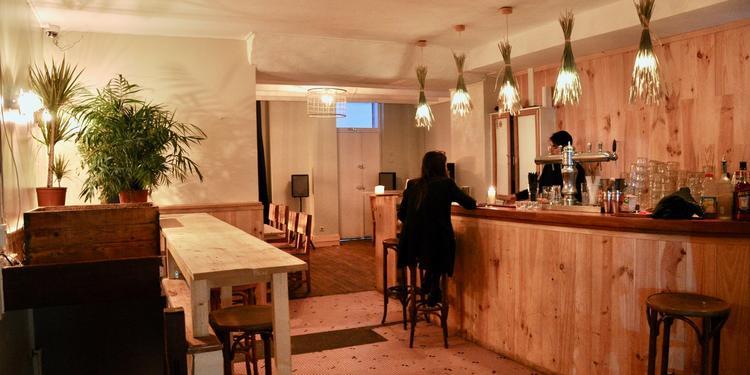 Le Tatry (Ex: La Petite Mercerie Oberkampf), Bar Paris Oberkampf #0