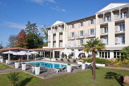 Hôtel Du Golf Le Lodge, Salle de location Salies-de-Béarn  #0