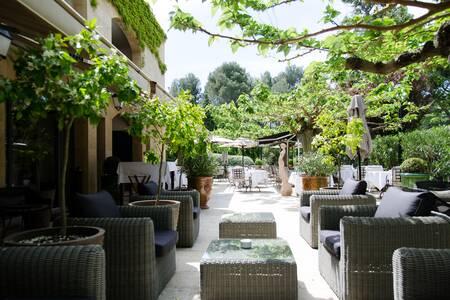 Hôtel Du Vallon De Valrugues & Spa, Salle de location Saint-Rémy-de-Provence  #0