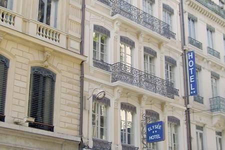 Hôtel Elysée, Salle de location Lyon  #0