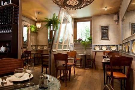 Le Café d'Albert Paris, Bar Paris Père Lachaise #0