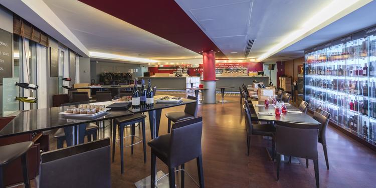 Lavinia, Restaurant Paris L'Olympia #0