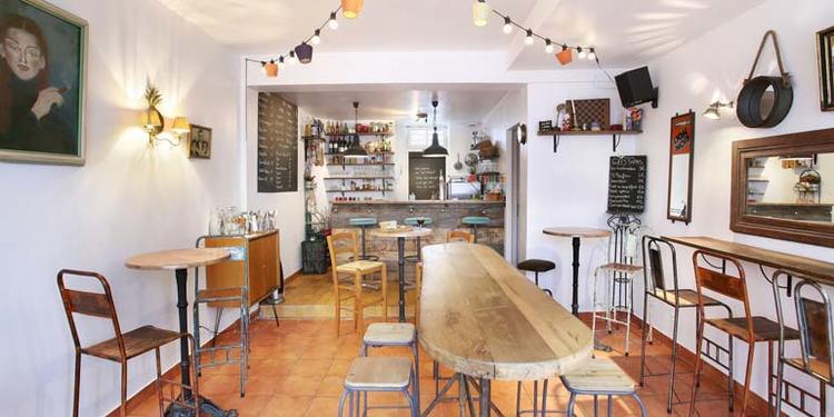 La P'tite Soeur, Bar Paris Sacré-Coeur  #0