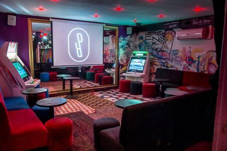 Le Panic Room, Bar Paris Beaumarchais #0
