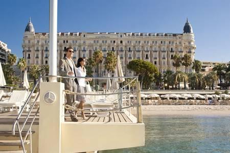 Hôtel Intercontinental Carlton Cannes, Salle de location Cannes  #0