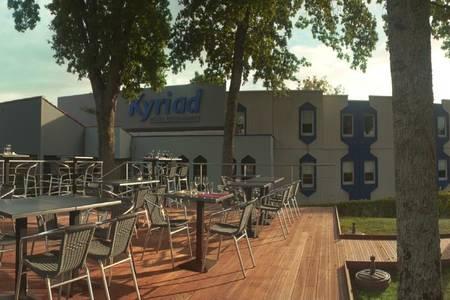 Hôtel Kyriad La Roche Sur Yon, Salle de location La Roche-sur-Yon  #0