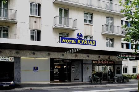 Hôtel Kyriad Tours Centre, Salle de location Tours  #0