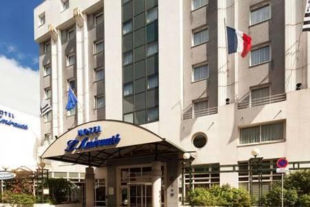 Hôtel L'Amirauté Brest, Salle de location Brest  #0