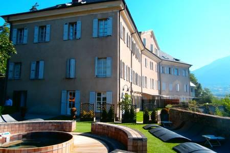 Hôtel La Robéyère, Salle de location Embrun  #0