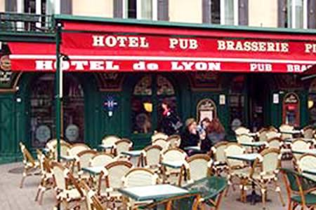 Hotel Le Lion, Salle de location Clermont-Ferrand  #0