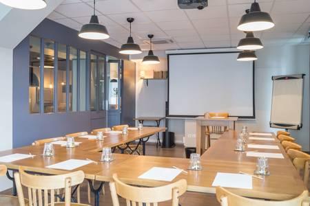 Hôtel Le Nouvel, Salle de location Portes-lès-Valence  #0