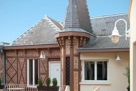 Hôtel Le Prieuré, Salle de location Amiens  #0