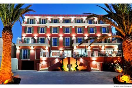 Hôtel Liberata, Salle de location L'Île-Rousse  #0