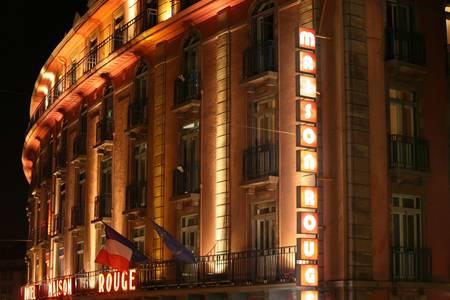 Hôtel Maison Rouge, Salle de location Strasbourg  #0