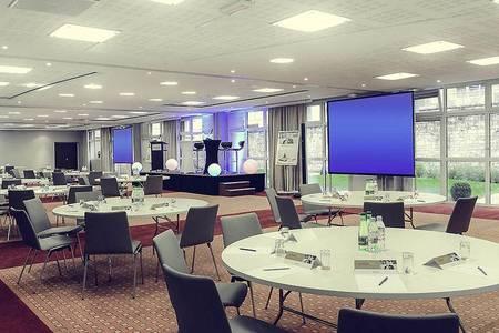 Hotel Mercure Caen Centre Port De Plaisance, Salle de location Caen  #0