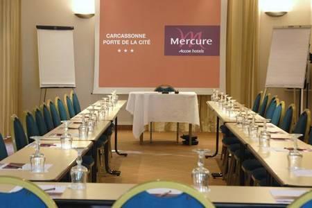 Hôtel Mercure Carcassonne Porte De La Cite, Salle de location Carcassonne  #0