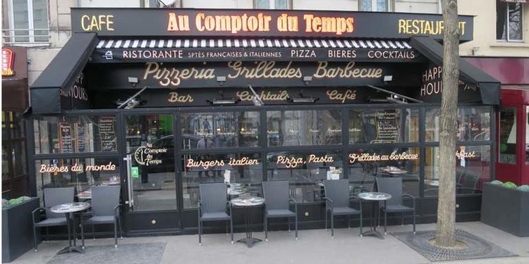Au Comptoir du Temps, Bar Paris Cité des Sciences #0