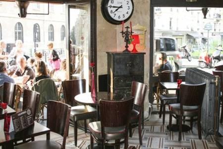Café de la poste, Bar Paris Abbesses #0