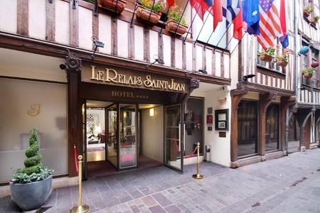 Hôtel Relais Saint Jean, Salle de location Troyes  #0